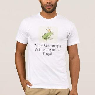 T-shirt Apportez sur les grenouilles