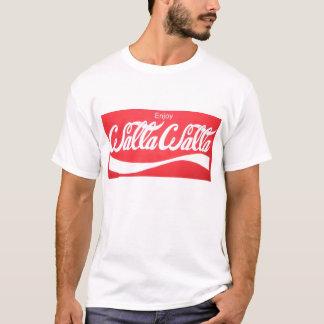T-shirt Appréciez Walla Walla