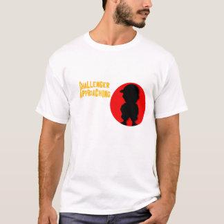 T-shirt Approche de challengeur