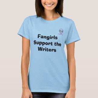 T-shirt Appui de FADPOV Fangirls les auteurs