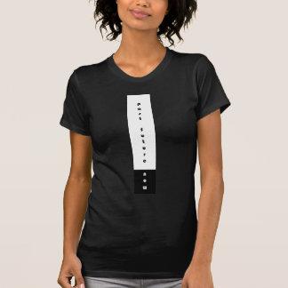T-shirt après l'avenir maintenant