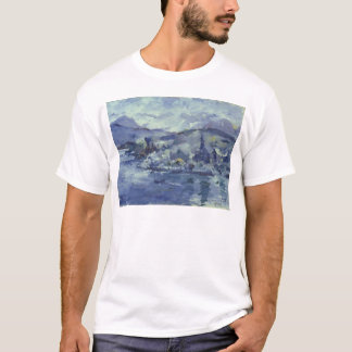 T-shirt Après-midi sur le lac Lucerne, 1924