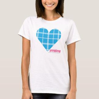 T-shirt Aqua 2 de plaid