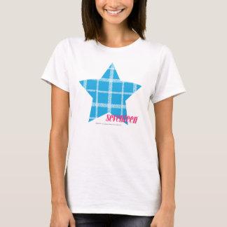 T-shirt Aqua 3 de plaid