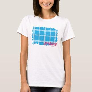 T-shirt Aqua 4 de plaid