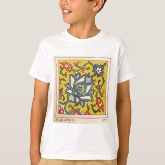 T-shirt aquarelle