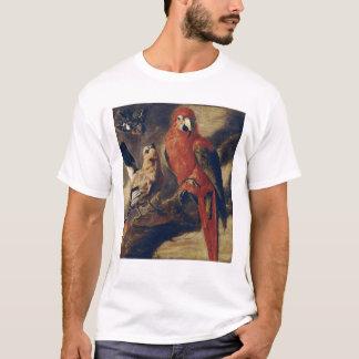 T-shirt Ara et bouvreuil