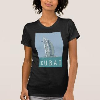 T-shirt Arabe d'Al de Dubaï Burj