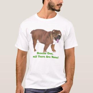 T-shirt arachide, délivrance une, jusqu'à ce qu'il n'y en