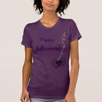 T-shirt Araignée heureuse de Halloween