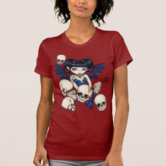 T-shirt Araignées et chemise de crânes