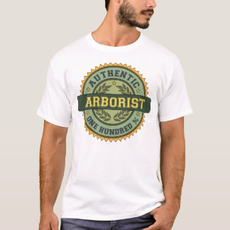 T-shirt Arboriste authentique
