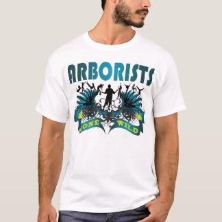 T-shirt Arboristes fous