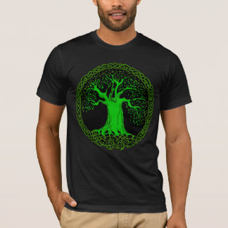 T-shirt Arbre celtique