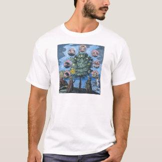 T-shirt Arbre d'alchimie