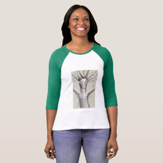 T-shirt arbre de chant