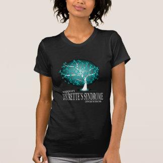 T-shirt Arbre de syndrome de la Tourette