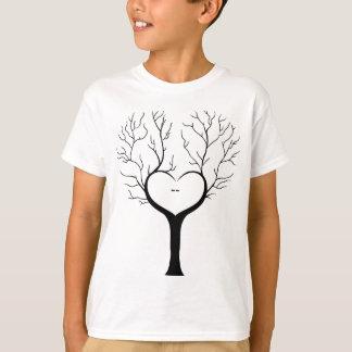 T-shirt Arbre de Thumbprint