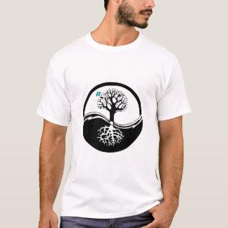 T-shirt Arbre de Yin Yang