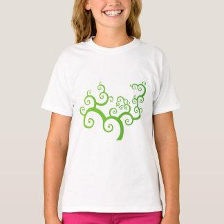 T-shirt arbre des courbes