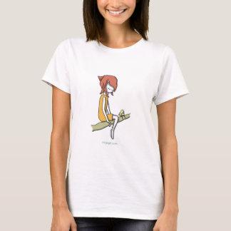 T-shirt arbre d'oiseau