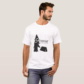T-shirt Arbre et tente Sparge.