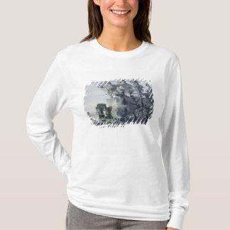 T-shirt Arbres - aube