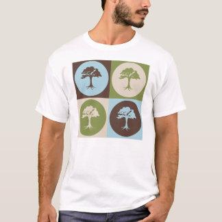 T-shirt Arbres d'art de bruit