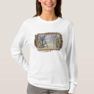 T-shirt Arbres et maisons, 1885-86