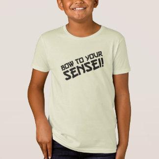 T-Shirt Arc à votre Sensei !