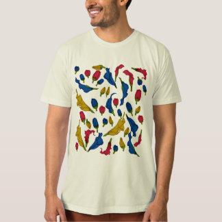 T-shirt Arc-en-ciel Aethiopica