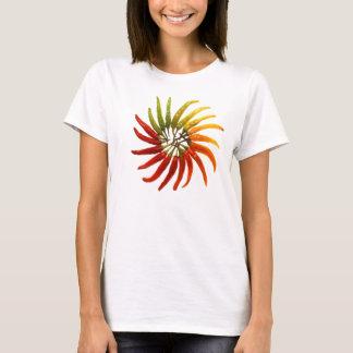 T-shirt Arc-en-ciel de poivre