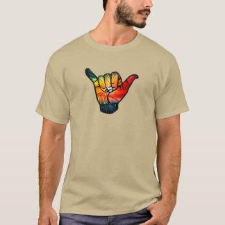 T-shirt Arc-en-ciel de Shaka