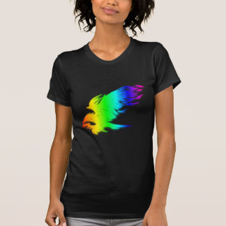 T-shirt Arc-en-ciel Eagle 3