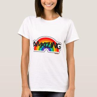 T-shirt Arc-en-ciel extraordinaire