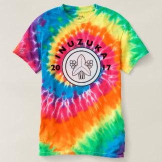 T-shirt Arc-en-ciel Inuzuka en spirale