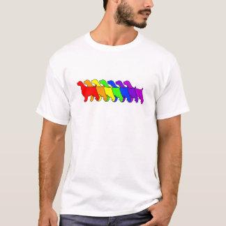 T-shirt Arc-en-ciel Springer