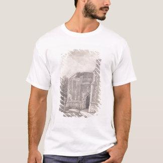 T-shirt Arcade du sud de la tour ruinée de Bergholt est