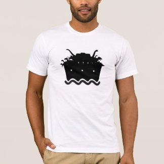 T-shirt arche de dinosaure