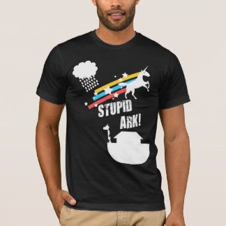 T-shirt Arche stupide