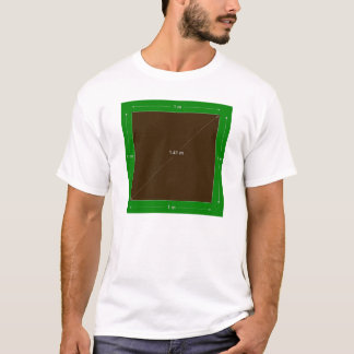 T-shirt archéologique d'Essai-Puits