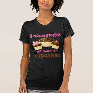 T-shirt Archéologue drôle