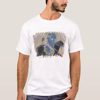T-shirt Archer mongol à cheval