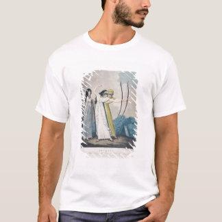 T-shirt Archers, gravés par J.H. Wright (fl.1795-1838)