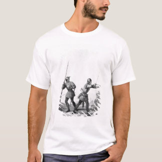 T-shirt Archers libres pendant le règne de Louis XI