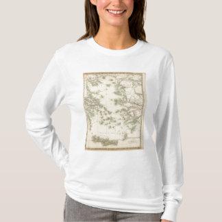 T-shirt Archipel Grec, antique