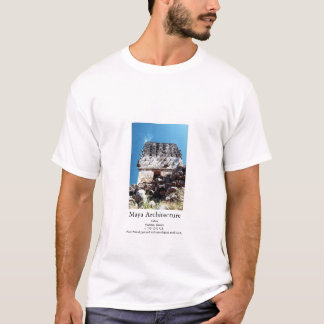 T-shirt Architecture Labna de Maya