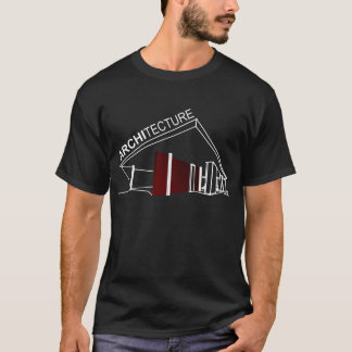 T-shirt Architecture : Mies van der Rohe