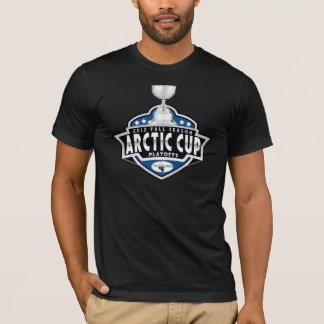 T-shirt arctique d'obscurité de tasse
