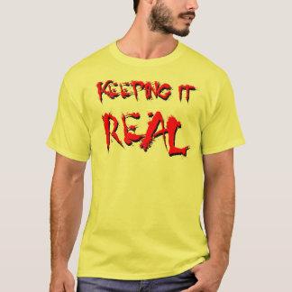 """T-shirt Arène de DWF Tom """"le gardant vraie"""" chemise (style"""